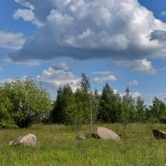 Слава Богу, що каміння на землі, а не з неба...
