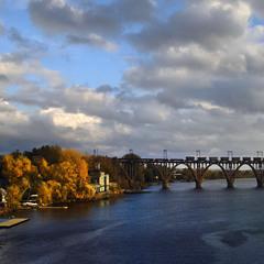 Осінь над Дніпром -2