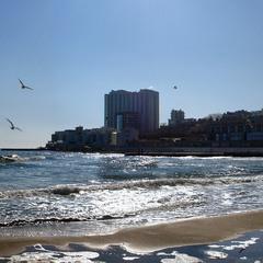 Зима на Одеському узбережжі