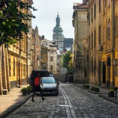 Вуличками Львова