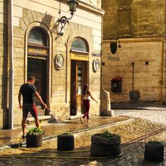 В старому місті