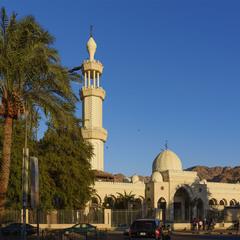 Восточная улица II. Мечеть Sharif Hussein Bin Ali