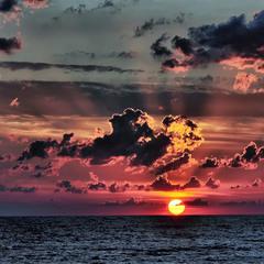 Закат в Крыму. Воспоминания ...