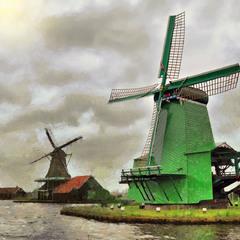 Деревянное зодчество Нидерландов ...