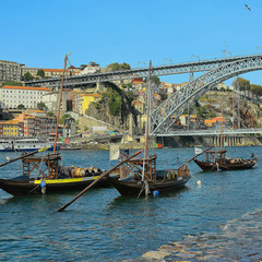 Мост Эйфеля в наши дни ...
