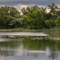 Зачароване озеро