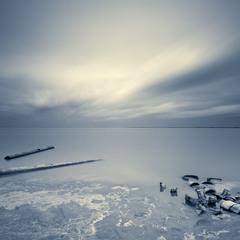 На озере Сасык