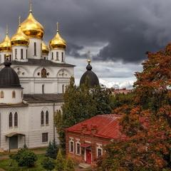 Успенский собор в сентябре.