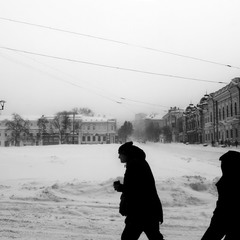 Силуети минулої зими