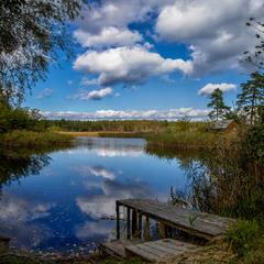 У пошуках рибацьких місць)