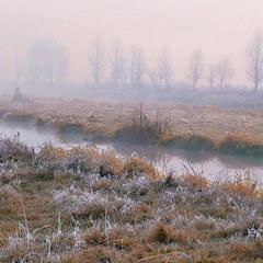 Утро таяло в тумане...