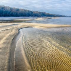 Прозорі води Дніпра