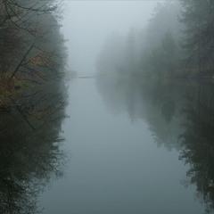 Люблю задумчивый туман...