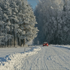 зима 2009 - III