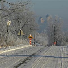 бывали зимы и морозы - 5.01.2009