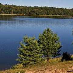 озеро Микашево