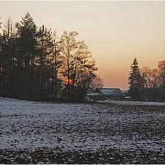 зимовий захід