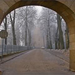у тумані - II