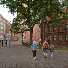 вулиці старого міста Рига - 2