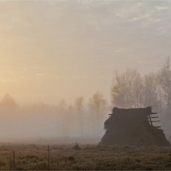 в туманi - II