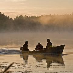 рибальський ранок