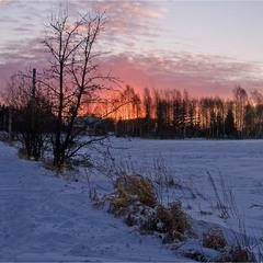 морозний захід