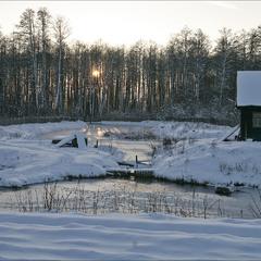 зима 2009 - II