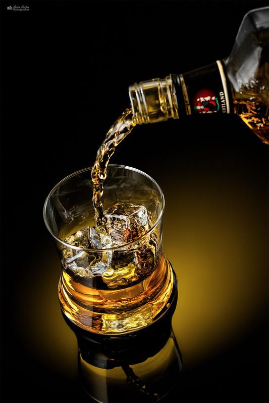 красивые картинки виски со льдом удаления фоторезиста