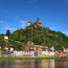 Старый город, старый замок