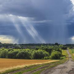 Шляхи - не дороги. Погода - негода.