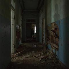 Стара лікарня...