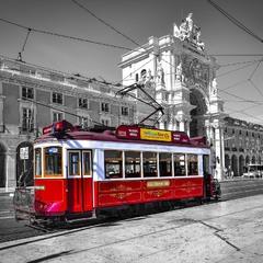 Трамвай у Лісабоні