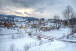Зима у Ворохті