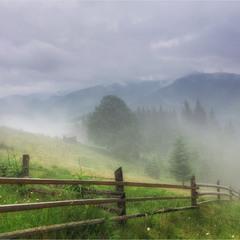 Тумани, тумани...