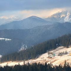 Карпатська панорама