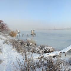 Зимова панорама