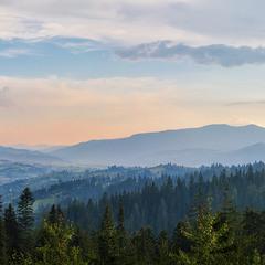 Заради неба варто їхати у гори.