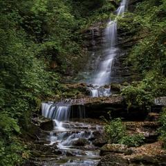Водоспад Лазний