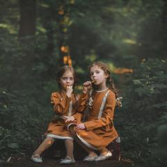Лисички сестрички