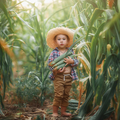 Маленький фермер)