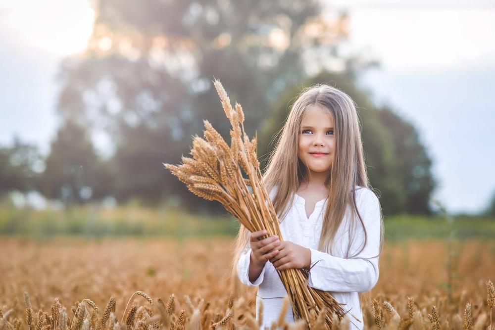 банковских продуктах идеи для фотографий в поле с пшеницей лобная