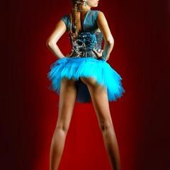 балерина Инна...