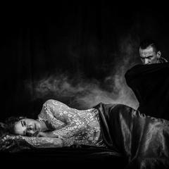 Dracula's Visit