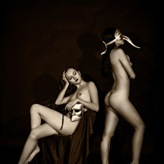 The Naked Masquerade