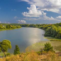 Південно Бужський пейзаж
