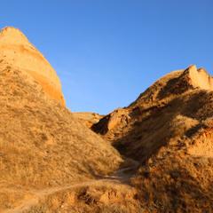 Херсонские горы