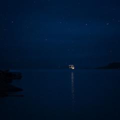 Уходящие в ночь