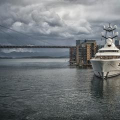 Stavanger bridge