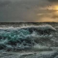 Опять о море