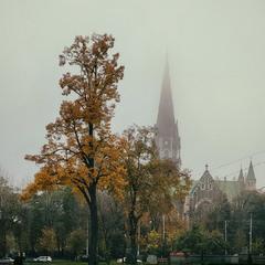 Львів та осінь